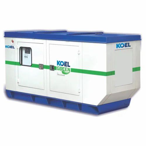 Kirloskar Water Cooling 125 Kva Koel Green Diesel Generator 100 Kw 415 V Rs 700000 Unit Id 19731937791