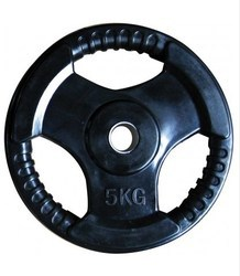 Rubber Weight Plate Cosco 5 Kg