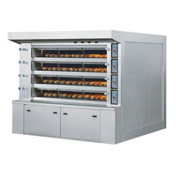230V Industrial Electric Oven, Size/Dimension: Medium