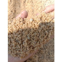 Brown construction Silica Sand, Packaging Size: 30 To 40 Kg, Packaging Type: Plastic Bag