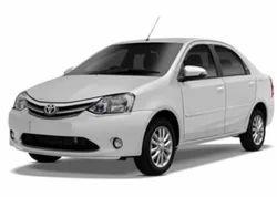 Toyota Etios Car Rental Service