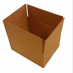 Rectangle Corrugated Packaging Box
