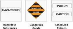 Hazardous Goods Handling Agent