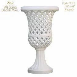 PT27 Fiberglass Pot