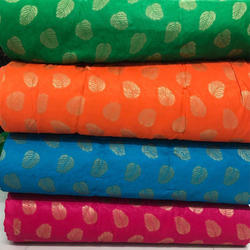 Cambric Cotton Jacquard Fabric