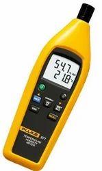 Fluke 971 Temperature-Humidity Meter