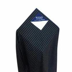 Cotton Black Siyarams Mistair Shirt Fabric, for Shirting