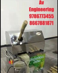 Mini Sugar Cane Crusher Machine