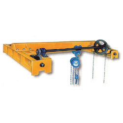 HOT Single Girder Crane