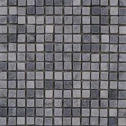 Capstona Stone Mosaics Silver Grey Tiles