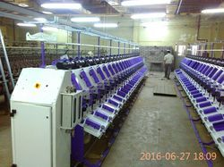 Silk Gassing Machine