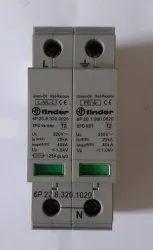 Finder AC SPD 1-Phase 40 kA