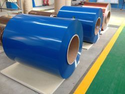 Color Coated Aluminium Sheet Coil