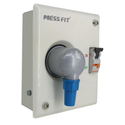 Press Fit AC Switch Boxes with Plug and Socket