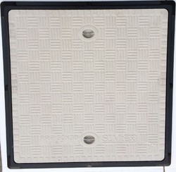 30X30 inch Square FRP Manhole Cover