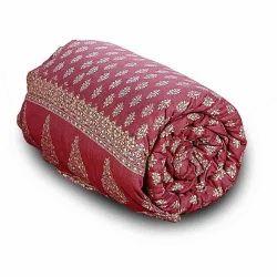 Jaipuri Print Double Bed Comforter 612
