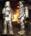 Fire Proximity Suits for Industrial Use