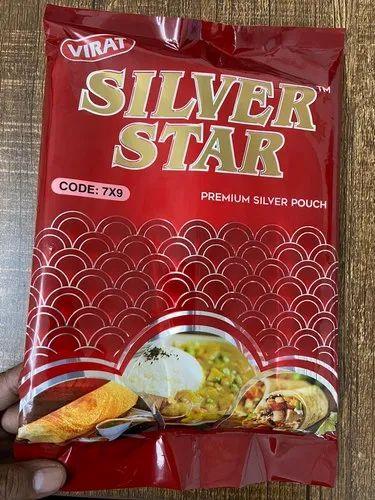 Silver Pouches