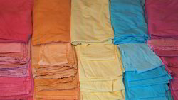 Organic Cotton Dyed Fabrics