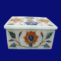 Handmade Inlay Work Jewelry Box