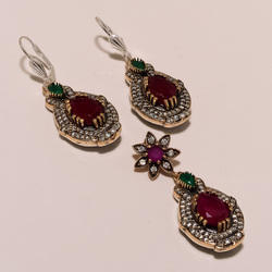 Trending Turkish Pendant Set