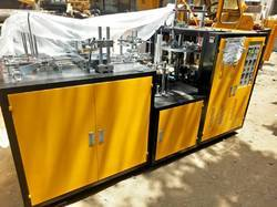 Fully Automatic Paper Juice Glass Making Machine