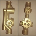 BRASS DIVERTER HIGH FLOW NEW  BODY