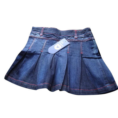 Kids Denim Skirt At Rs 200 Piece Bachchon Ki Skirt Children