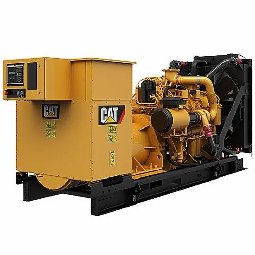 CAT C 32 ACERT Standby 1250 kVA Diesel Generator For Commercial