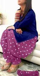 Ladies Designer PatiyalA Suits