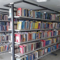 Library Book Display Rack