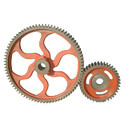 Lathe Machine Spur Gear