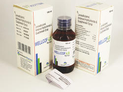 Ambroxol Levosalbutamol Guaiphenesin Syrup