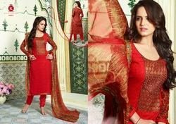 Tanya Pashmina And Embroidery Suit