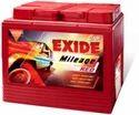 Four Wheeler Exide Mileage Battery