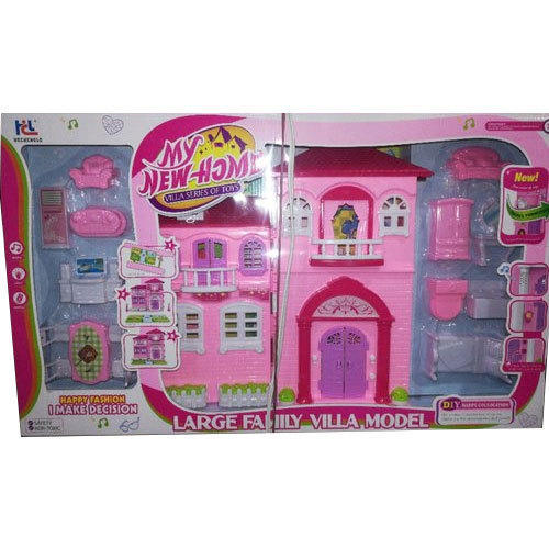 Kids Doll House At Rs 1650 Piece Doll Houses Id 20329750748