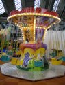 Mini Swing Carousel for Amusement Parks