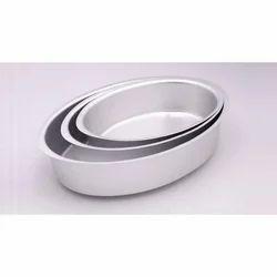 Oval Cake Pan