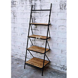 Ladder Bookcase for Hotel & Resorts