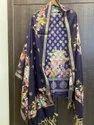 Pure Banarasi Cotton Digital Print Suit