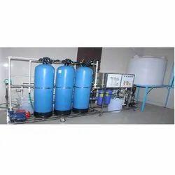 Industry RO Plant 1500 LPH