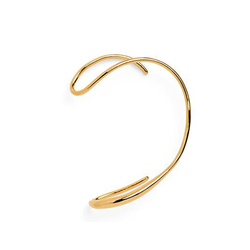 Ladies Gold Ear Cuff