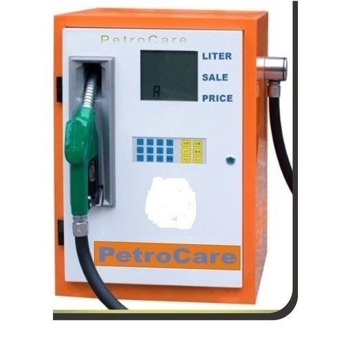 Diesel Dispenser With Automatic Nozzle - 12V DC Fuel