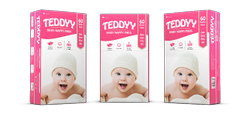 Disposable Teddyy Nappy Pads, Age Group: Newly Born