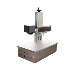 Portable Laser marking or Engraving machine