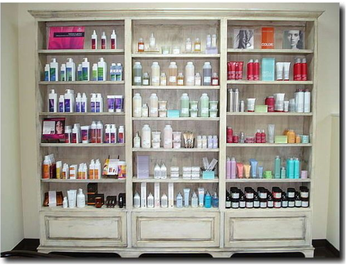 Beauty Products Displays Beauty Products Display