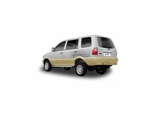 White Used Chevrolet Tavera Car Punjab Auto Car Accessories Id