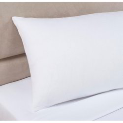 Pillow Cover Slip Cotton 20s Count Without Border