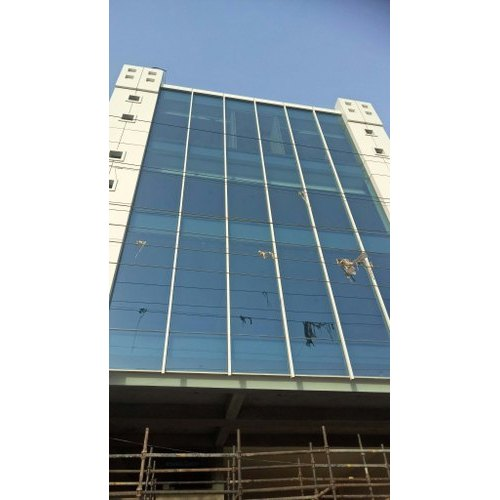 Aluminium Structural Glazing, for Exterior