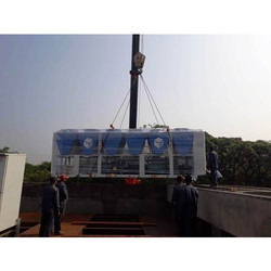 Chiller Erection Service